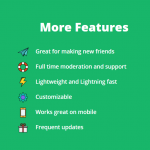 Emerald Chat Features